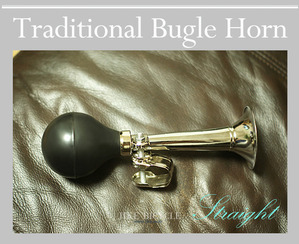 Traditional Bugle HornStraight