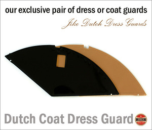 Dutch Coat Dress Guards Dutch Bike