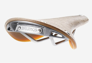 Brooks Saddle  Cambium C17  LTD Edition  Classic Line. Trekking & Touring